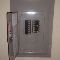 open-circuit-breaker-panel